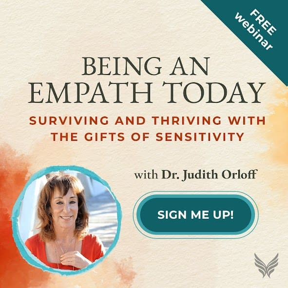 being an empath today
